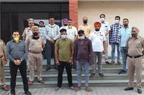 s  t  f team recovered more than 8 kg of heroin