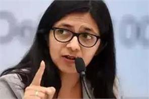 boys locker room case  swati maliwal receives death threat
