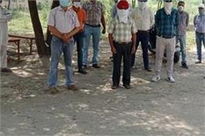 coronavirus nawanshahr curfew duty teachers