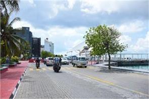 lockdown intensifies in maldives  1 513 affected