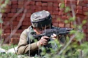 pak violates ceasefire on loc for 5th consecutive day
