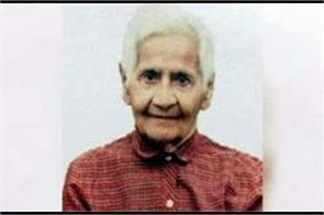 mahatma gandhi  s grandson  s wife shivalakshmi dies at 95