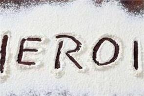 dera operator arrested along with rs 1 5 crore heroin along