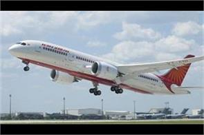 air india brought in 615 indians from london  usa and kuwait