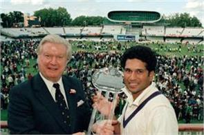 the icc tweeted a picture of sachin and asked questions