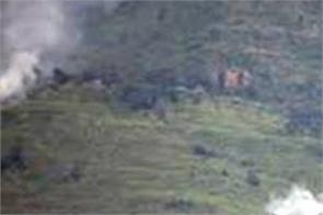 pakistan opened fire in digwar and kasba kirni sectors