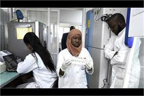 number of corona patients in the african continent has crossed 1 lakh