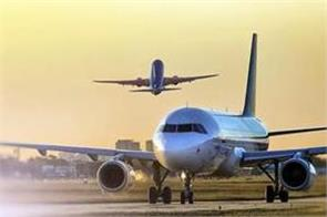 domestic airlines approved up to 45 percent flights operations