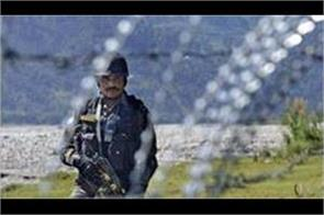 the pakistani army opened fire in the poonch area