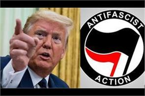 us to declare antifa a terrorist organization over its role in violence  trump