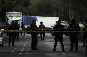 attack on mexico city security secretary  3 killed