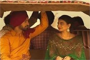 diljit dosanjh shares information about jodi movie trailer