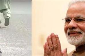 pathankot prime minister narendra modi mann ki baat beggar praise