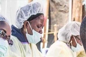 ebola virus corona  kills 5  who confirms
