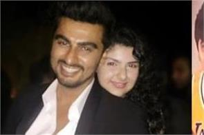 arjun kapoor birthday sister anshula wrote heartfelt emotional note