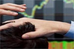 stock market plummets investors sink rs 3 5 lakh crore in 5 minutes