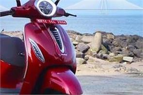 bajaj chetak electric scooter bookings resume