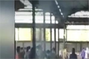 coronavirus corpses delhi crematorium video viral