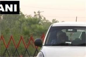 ghaziabad delhi border seal covid 19