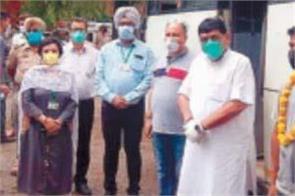coronavirus hoshiarpur sham sunder arora migrant workers