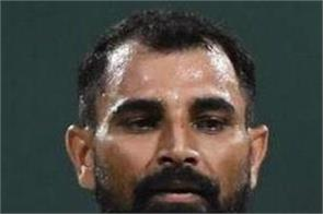 without saliva he can get reverse swing of shine is maintained   shami