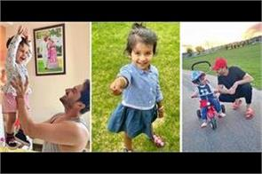 jassie gill sing song with his daughter roojas