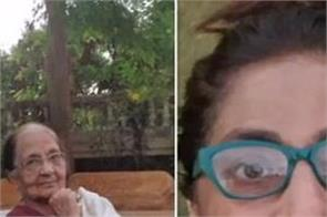 archana puran singh is complaining aboutr husband parmeet mother