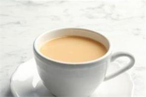 these problems can be caused by the habit of drinking tea on an empty stomach