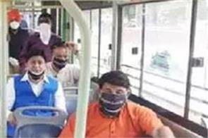 coronavirus demonstration manoj tiwari police detention