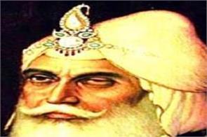 maharaja ranjit singh  anniversary ceremony  amritsar
