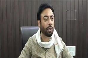 moga mla sends legal notice to harpal cheema