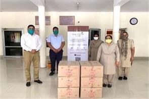 sanitary napkin distributed in jails
