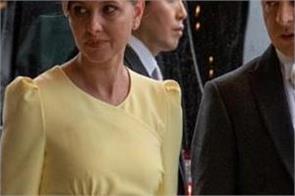 ukraine  president  wife  corona virus