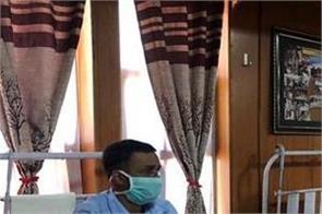 leh lac hospital injured jawan army chief