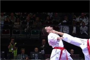 karate world champion postponed until 2021