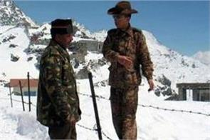 chinese soldiers attacked with barbed wire sticks