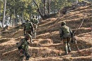 pakistan firing in three areas of poonch