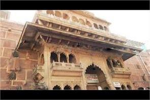 shri banke bihari mandir vrindavan will remain closed till june 30