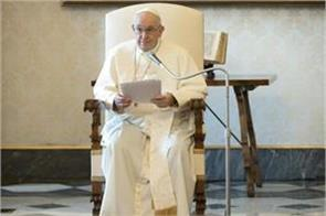 pope francis says coronavirus pandemic challenges many assumptions