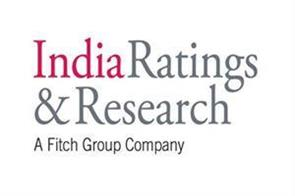 indian economy india ratings to shrink by 5 3 percent in current financial year