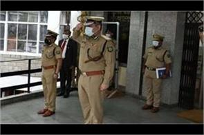 corona report of 28 police personnel including dgp of himachal negative