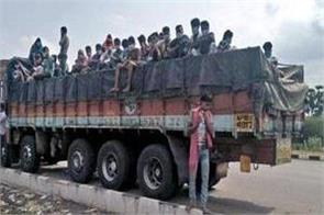 migrant workers from bihar are returning to other states