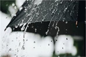 punjab  meteorological department  rain