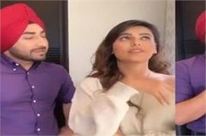 ginni kapoor shared her dance video with ranjit bawa