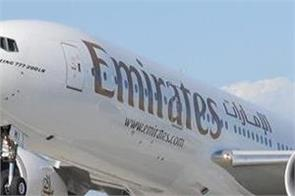 international flight emirates airlines 5 indian cities flights operations