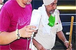 bathinda  central jail  gangsters  cut nerves