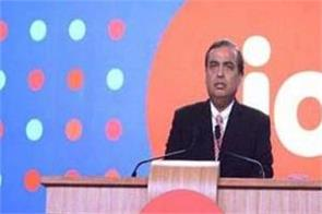 mukesh ambani telecom company reliance jio 47 lakh subscribers number one