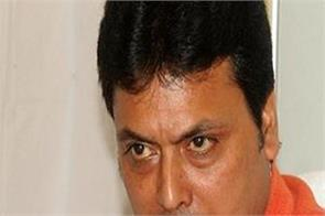 tripura chief minister biplab kumar deb  apologized