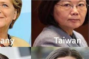 women president pm better than men fighting coronavirus pandemic
