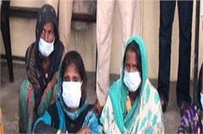 arrested  police  ladies gang  ludhiana